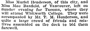 Personals, Victoria Daily Colonist, September 15, 1903, page 6, column 5; http://archive.org/stream/dailycolonist19030915uvic/19030915#page/n5/mode/1up.