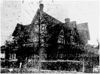 2020 Barclay Street - Ivy Lodge Baby Home - Vancouver Sun - December 10, 1928, page 17