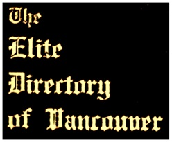 Elite Directory of Vancouver, 1908, detail of cover, https://archive.org/stream/cihm_75463#page/n5/mode/1up;