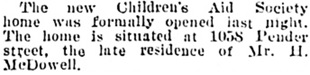 Mainland Happenings, Victoria Daily Colonist, September 26, 1903, page 1, column 4; http://archive.org/stream/dailycolonist19030926uvic/19030926#page/n0/mode/1up.