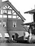 Rear of 2050 Barclay Street, early 1900s, detail from Nelson Street houses, Vancouver Public Library; VPL Accession Number: 7159; http://www3.vpl.ca/spePhotos/LeonardFrankCollection/02DisplayJPGs/72/7159.jpg