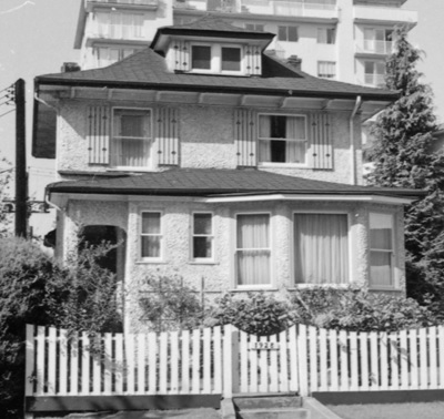 1928 Nelson Street, 1978, City of Vancouver Archives, CVA 786-2.01; http://searcharchives.vancouver.ca/1928-nelson-street.