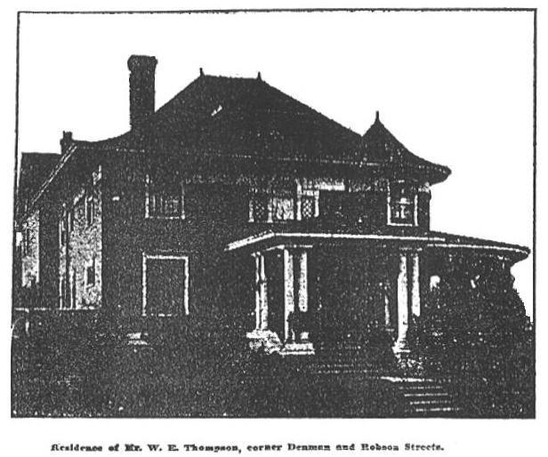 821 Denman Street - Vancouver Province - October 21 1905 page 24