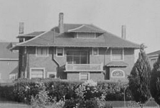 1059 Chilco Street - Detail from Residences - Comox Street - Library and Archives Canada - Online MIKAN no. 3308694