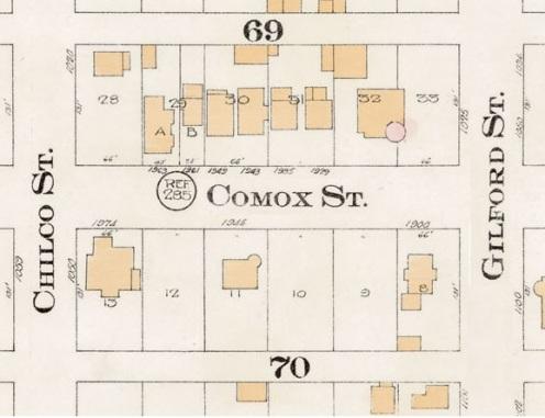 1935 Comox Street Westendvancouver