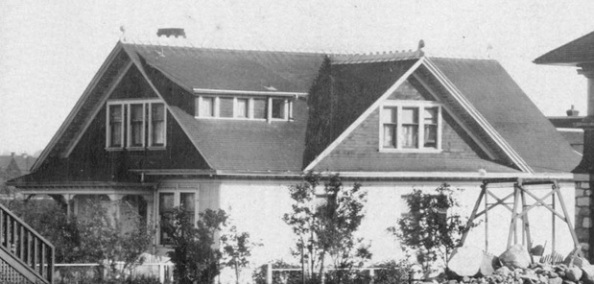 2005 Comox Street - rear - 1908- detail from Vancouver City Archives - PAN P103 - [View of the 1900 Block and 2000 Block of Nelson Street]; http://searcharchives.vancouver.ca/view-of-1900-block-and-2000-block-of-nelson-street;rad
