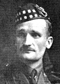 John Arthur Clark - detail from History of the 72nd Canadian Infantry Battalion, Seaforth Highlanders of Canada (1920), McEvoy, Bernard, 1842-1932; Finlay, A. H, Vancouver, B.C. : Cowan & Brookhouse, 1920, frontispiece, http://archive.org/stream/72seaforthhigh00mcevuoft#page/n7/mode/1up