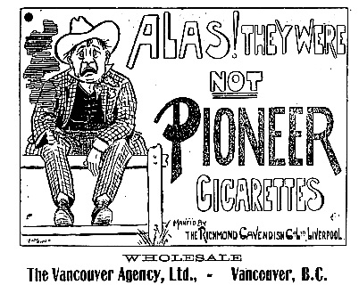 Vancouver Agency Ltd - Victoria Daily Colonist - Friday - December 28 1900 - page 7