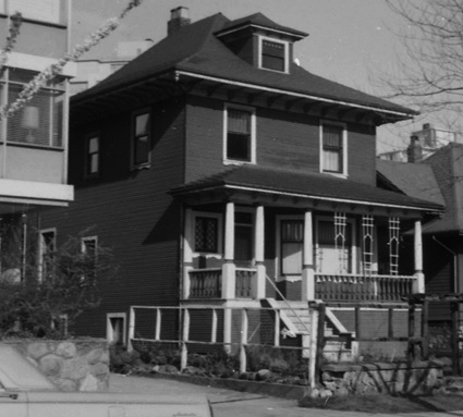 1957 Pendrell Street - Detail from City of Vancouver Archives - CVA 1348-16 - 1947 and 1957 Pendrell; http://searcharchives.vancouver.ca/1947-and-1957-pendrell;rad
