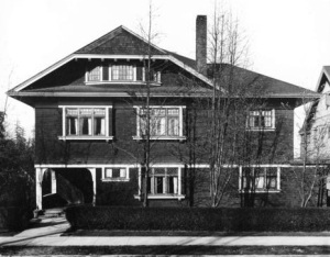 1933 Robson Street - 1920 - City of Vancouver Archives - CVA 99-1368 - Mr. McLeod's house, 1933 Robson Street; http://searcharchives.vancouver.ca/mr-mcleods-house-1933-robson-street;rad