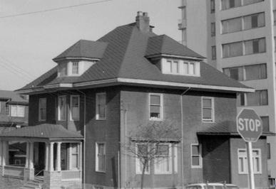 786 Gilford Street - 1966 - City of Vancouver Archives - CVA 1348-25 - [Robson Street at Gilford]; http://searcharchives.vancouver.ca/robson-street-at-gilford;rad