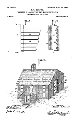 Edwin C. Mahony, Illustration, Sheet 3, Specification forming part of Letters Patent No. 765,930, dated July 26, 1904; https://docs.google.com/viewer?url=patentimages.storage.googleapis.com/pdfs/US765930.pdf