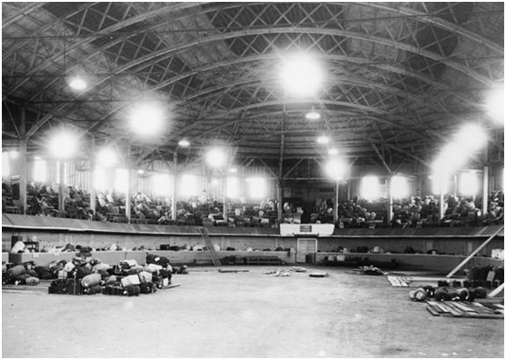 Vancouver Horse Show Building Circa 1941, http://www.vancouverchs.com/#!TBT-Vancouver-Horse-Show-Building-Circa-1941/cz3u/0EA862CC-C510-415B-9218-9C1A061CCD98