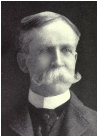 Charles McCulloch Beecher (detail), British Columbia From the Earliest Times to the Present, Volume 4, Howay and Scholefield, Vancouver, S.J. Clarke Publishing Company, 1914, facing page 934, https://archive.org/stream/britishcolumbiaf04schouoft#page/935/mode/1up