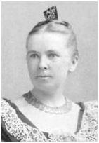 Mrs. C.M. Beecher President, Vancouver Council of Women], City of Vancouver Archives, Port P1339 (detail), about 1895, http://searcharchives.vancouver.ca/mrs-c-m-beecher-president-vancouver-council-of-women.