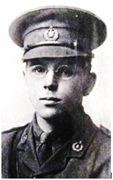 Alexander Hewitt Bostock in military uniform; http://everitas.rmcclub.ca/wp-content/uploads/2012/11/Bostock1.jpg