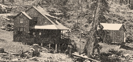 House that became Stanley Park Brewery: detail from St Pk P115 - Joy! Health! and Peace Be Yours On Christmas Day; 1889, http://searcharchives.vancouver.ca/joy-health-and-peace-be-yours-on-christmas-day