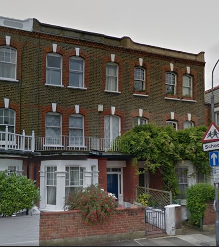 43 St Dunstan's Road - London - Google Streets - searched August 31 2014