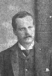 George McLaren Brown, detail from Vancouver City Archives, Sp P9 - [Vancouver Rugby Football Team], 1892, http://searcharchives.vancouver.ca/vancouver-rugby-football-team