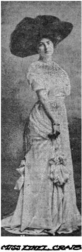 Miss Ethel Craib - The Sunday Oregonian - Portland, Oregon - May 22 - 1910 - page 14; http://oregonnews.uoregon.edu/lccn/sn83045782/1910-05-22/ed-1/seq-14/