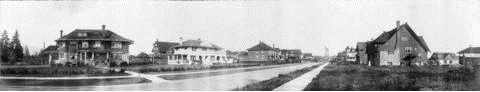 PAN P103 - [View of the 1900 Block and 2000 Block of Nelson Street], http://searcharchives.vancouver.ca/view-of-1900-block-and-2000-block-of-nelson-street.