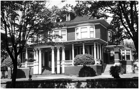 1201 Pendrell Street – Vancouver City Archives - Bu P508.82 - [Exterior of residence - 1201 Pendrell Street]; http://searcharchives.vancouver.ca/exterior-of-residence-1201-pendrell-street