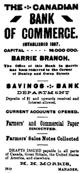 The Northern Advance, Barrie, Ontario, June 16, 1892, page 4, http://images.ourontario.ca/Partners/Barrie/BaPL002765378pf_0430.pdf