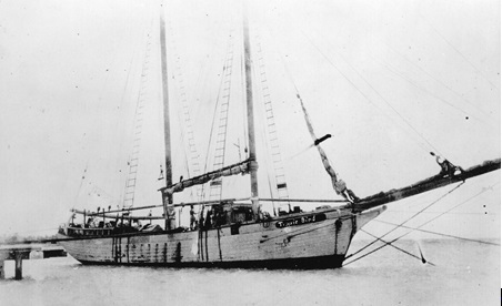"Dr. Frank Burnett's schooner ""Tropic Bird"", Vancouver City Archives, Out P648; http://searcharchives.vancouver.ca/dr-frank-burnetts-schooner-tropic-bird"