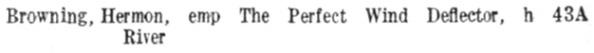 Toronto City Directory 1922, Toronto, Might Directories Ltd., page 702; https://archive.org/stream/torontodirec192200midiuoft#page/702/mode/1up [edited image]
