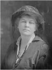 Rebecca Lydia Buscombe, Vancouver City Archives, SGN 1637 - [Head and shoulders studio portrait of Mrs. Fred Buscombe], about 1915, http://searcharchives.vancouver.ca/head-and-shoulders-studio-portrait-of-mrs-fred-buscombe.