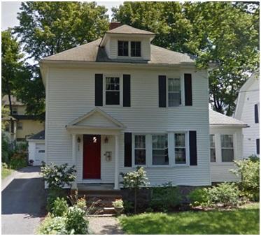 229 Bradley Street, Portland, Maine. Google Streets, searched December 15, 2014.