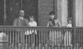 Henry Tracy Ceperley and family - about 1888; Vancouver City Archives - Bu P290 - [Exterior of H.T.Ceperley's residence - 1116 Georgia St.]; about 1888; http://searcharchives.vancouver.ca/exterior-of-h-t-ceperleys-residence-1116-georgia-st