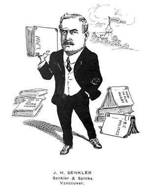 J.H. Senkler, British Columbians as we see 'em, 1910 and 1911, Drawing no. 34 (unnumbered pages); https://archive.org/stream/britishcolumbian00newsrich#page/n43/mode/1up