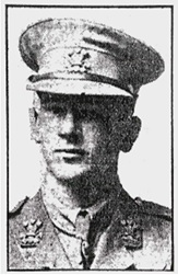 Lieut. Eric deWolf Rounsefell, Vancouver Province, September 10, 1918, page 15.