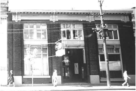 Western Canada Building, 416 West Pender Street, May 27, 1974, City of Vancouver Archives, CVA 778-273 - 400 West Pender Street south side; http://searcharchives.vancouver.ca/400-west-pender-street-south-side