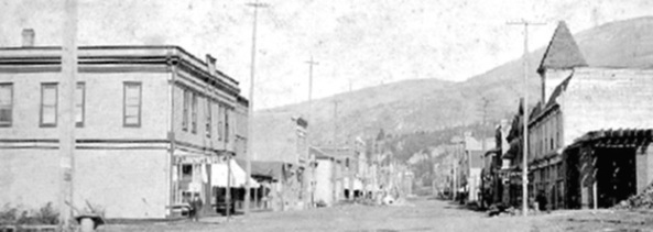 Nelson. Baker Street looking east from Kootenay Street (perhaps about 1895), British Columbia Archives, Call Number: C-07813; Catalogue Number: HP055369; http://www.bcarchives.gov.bc.ca/cgi-bin/www2i/.visual/img_med/dir_75/c_07813.gif.