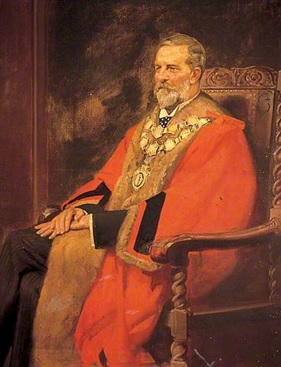 John Hanks Cooper, Mayor of Gravesend (1889 & 1901), Collection: Gravesham Borough Council, http://www.bbc.co.uk/arts/yourpaintings/paintings/john-hanks-cooper-mayor-of-gravesend-1889-1901-88977.
