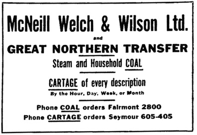 McNeill Welch and Wilson Ltd - British Columbia Record - June 1 1917 - page 2; http://historicalnewspapers.library.ubc.ca/view/collection/bcrecord/date/1917-06-01#2