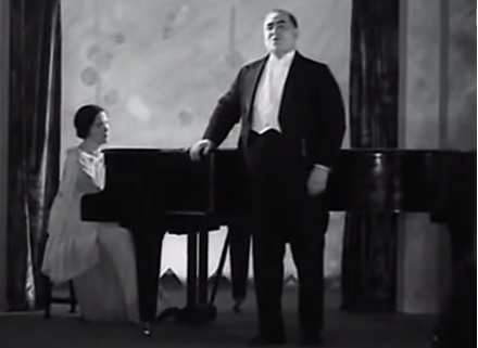 """Dark haired Marie"" Frank Titterton & Alma Rattenburry at the piano 1932, https://www.youtube.com/watch?v=Or3b02NhLU4."
