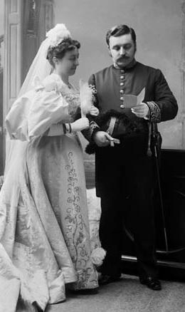 Hon. and Mrs. Thomas Mayne Daly, May 1896, Topley Studio / Library and Archives Canada / PA-027768