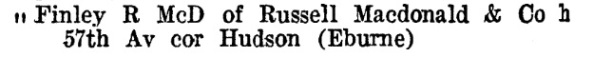 Russell - Henderson's Greater Vancouver City Directory - 1915 - page 944