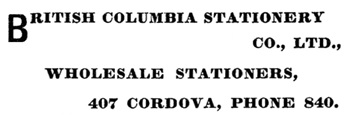 Henderson's BC Gazetteer and Directory, 1900-1901, page 771