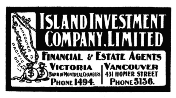 Henderson's City of Vancouver and North Vancouver Directory, 1910, Part 1, page 495