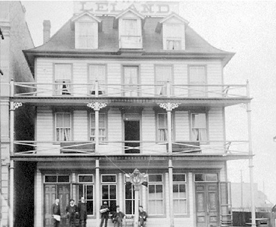 Leland Hotel, Hastings Street, Vancouver, 1890, British Columbia Archives, call number: B-00524; http://www.bcarchives.gov.bc.ca/sn-258CEF5/cgi-bin/text2html/.visual/img_txt/dir_71/b_00524.txt; http://rbscarchives.library.ubc.ca/index.php/provincial-archives-photograph-27916-leland-hotel-vancouver-b-c.