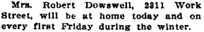 Social and Personal, Victoria Daily Colonist, December 6, 1912, page 7, https://archive.org/stream/dailycolonist57305uvic#page/n6/mode/1up