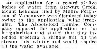 Victoria Daily Colonist, November 21, 1907, page 5, http://archive.org/stream/dailycolonist19071121uvic/19071121#page/n4/mode/1up