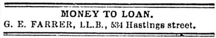 Victoria Daily Colonist, August 8, 1897, page 2, https://archive.org/stream/dailycolonist18970808uvic/18970808#page/n1/mode/1up