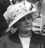Mrs. Emily Eldon, Pioneers gathered for the Maple Tree Monument unveiling on the southwest corner of Carrall Street and Water Street (detail); June 23, 1925; Vancouver City Archives, Port P1449.3 - http://searcharchives.vancouver.ca/index.php/pioneers-gathered-for-maple-tree-monument-unveiling-on-southwest-corner-of-carrall-street-and-water-street-2.