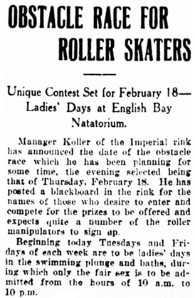 Vancouver Daily World, February 9, 1909, page 14 [selected portions of article].