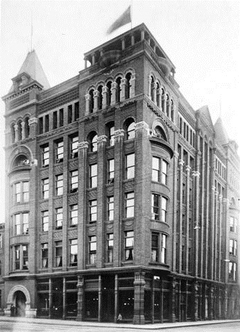 Driard Hotel, Victoria, about 1910-1920; British Columbia Archives, F-00026; http://search.bcarchives.gov.bc.ca/driard-hotel-victoria-3.